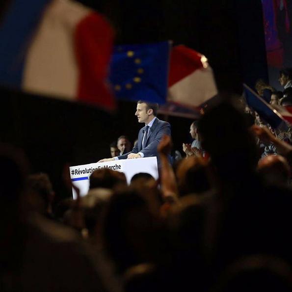 170216 Macron
