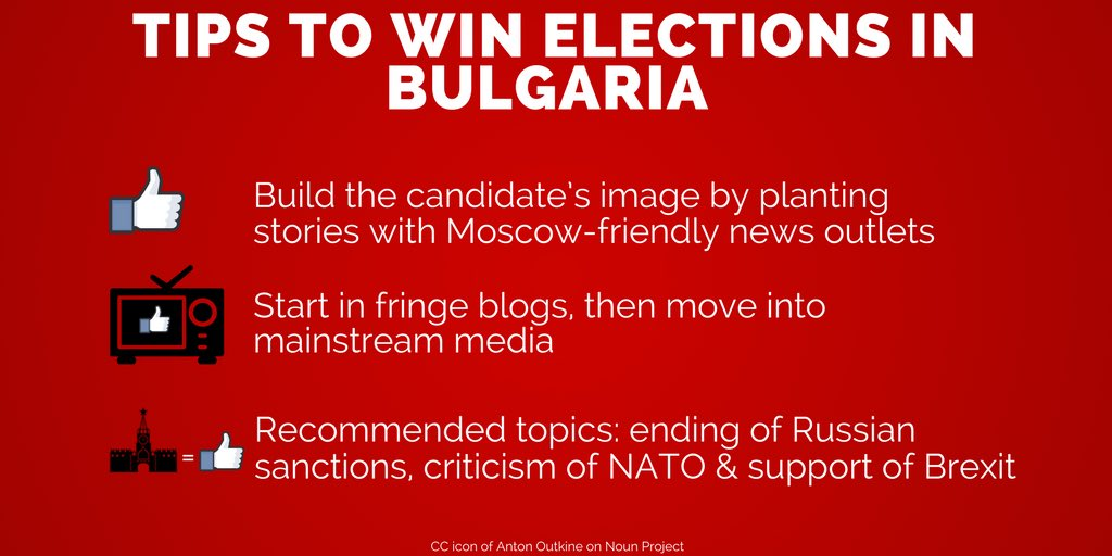 Fake news and elections in Bulgaria