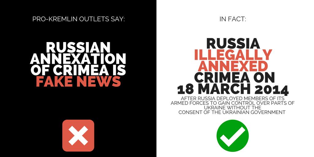 Fake news à la russe