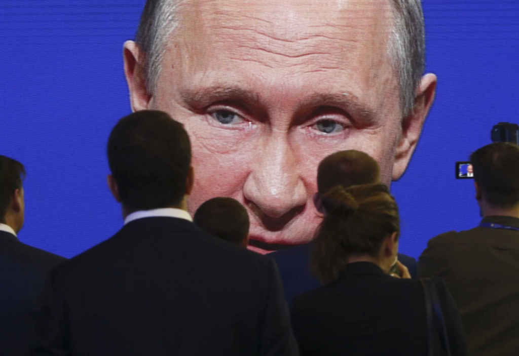 Washington Post: Europe has been working to expose Russian meddling for years