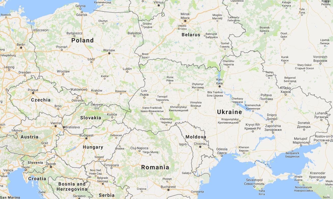 Рассылка электронной почты и другие инструменты пропаганды в Центральной и Восточной Европе