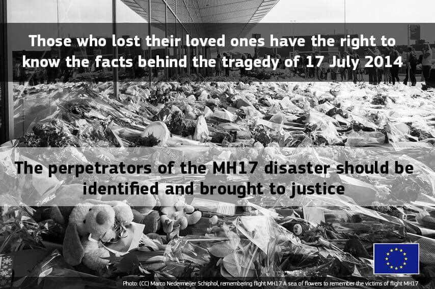 Flight MH17 three years on: getting the truth out of Eastern Ukraine