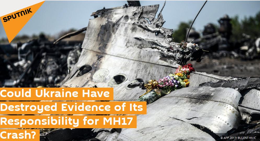 Flug MH17: Zurück in den Schlagzeilen