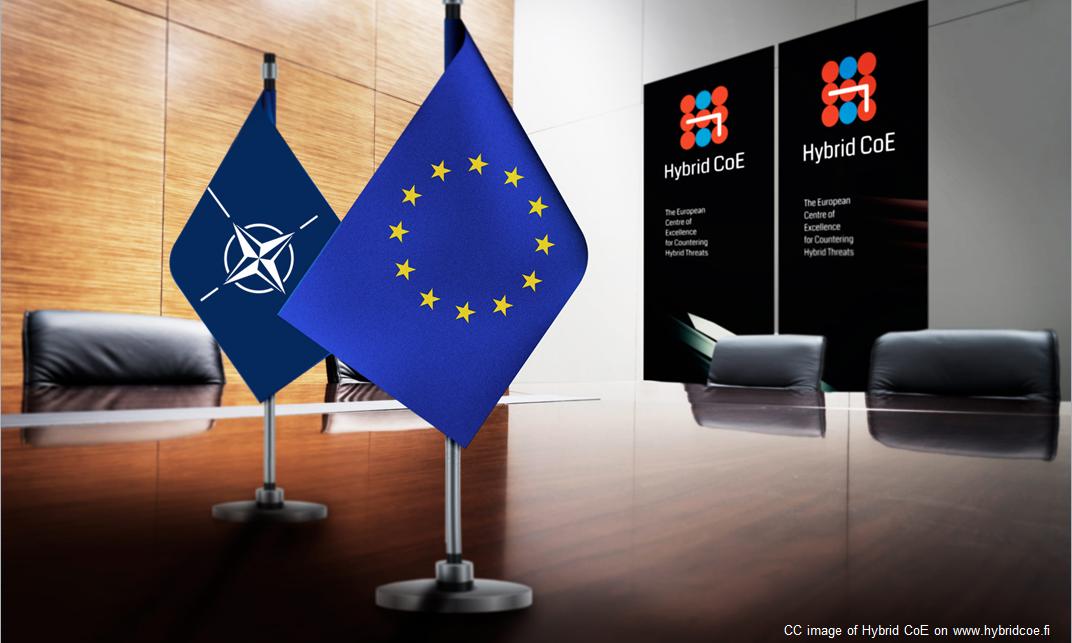 Фейковый сайт с российскими корнями в Хельсинки