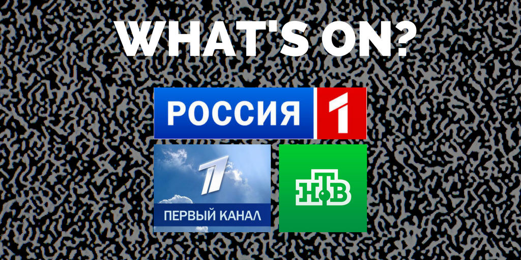 Russian state TV's targets this week: Ukraine, Poland and the US as antiheroes