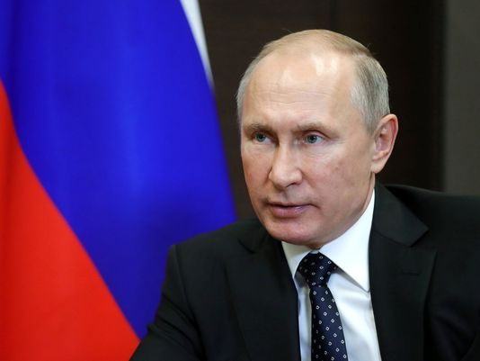 USA Today: Russian president Putin signs foreign agent media law to match U.S. action