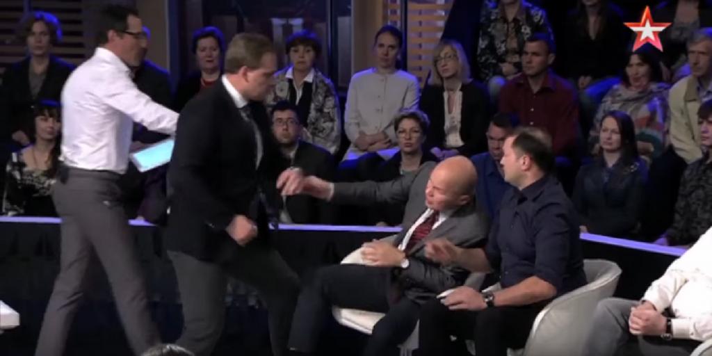 Насилие в отношении иностранцев на российском ТВ