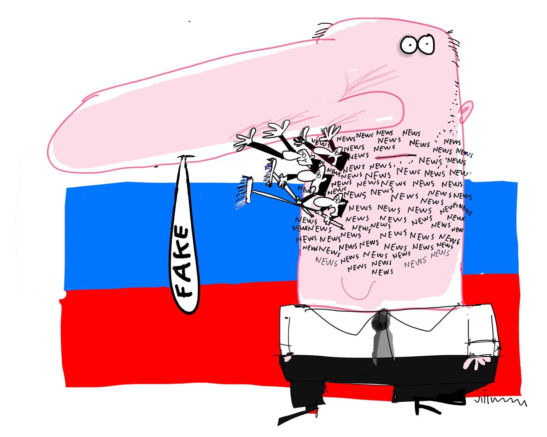Altinget: EU's elitetropper i informationskrigen mod Rusland