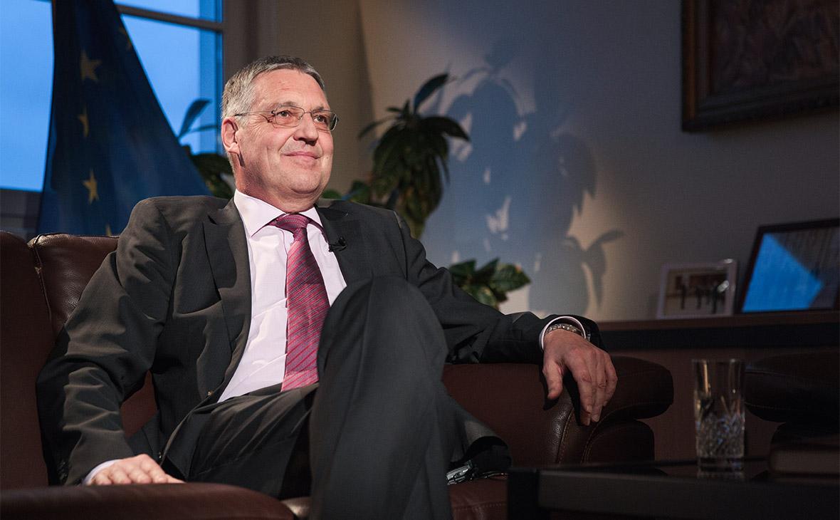 РБК: Новый посол ЕС: «Игры во взаимные обвинения не приведут к прогрессу»