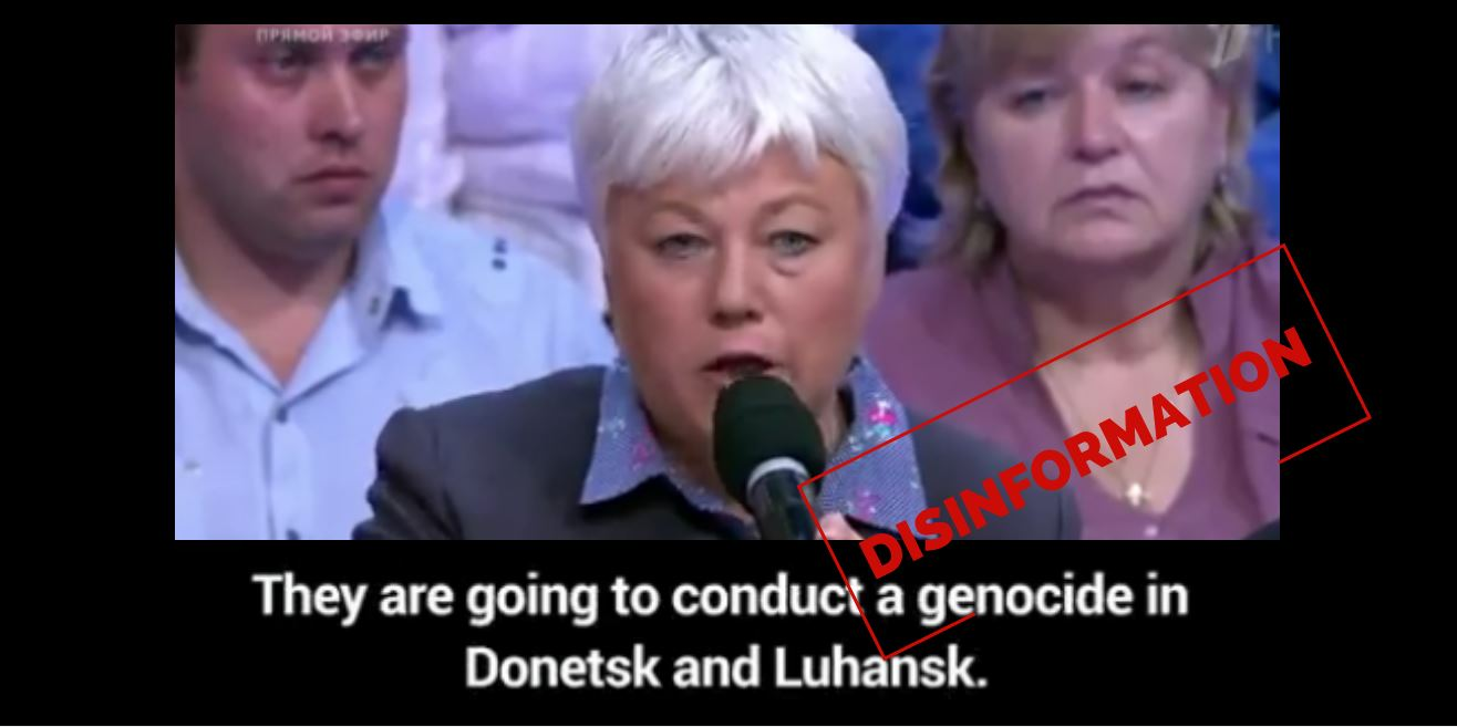 How the word 'genocide' is abused in pro-Kremlin language