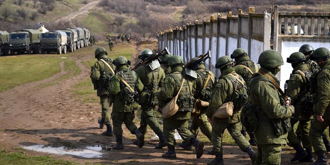 «Вежливые люди»: аннексия Крыма как эмблема прокремлевской дезинформации