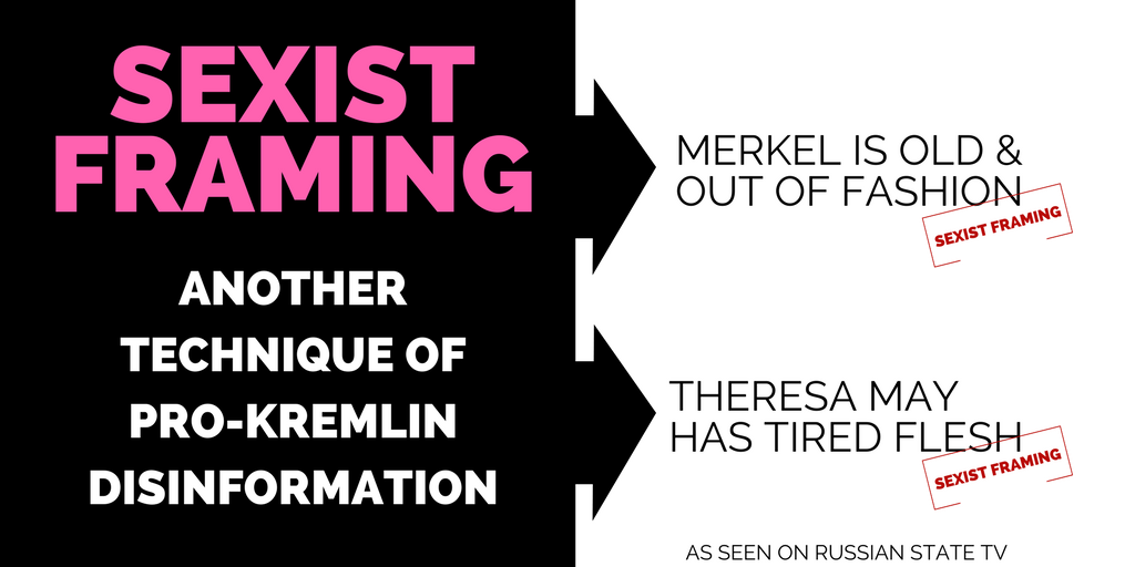 Disinformation Targets Women: from Jessikka Aro to Angela Merkel