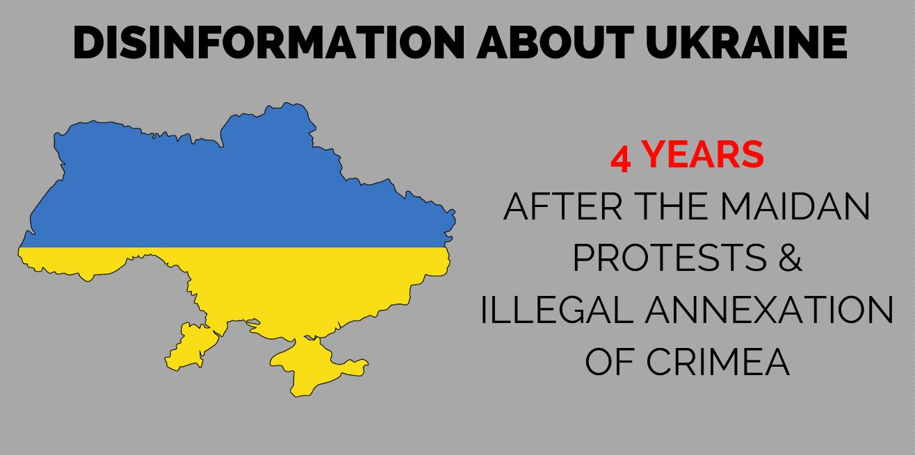 Ukraine The Perennial Disinformation Target Eu Vs Disinformation