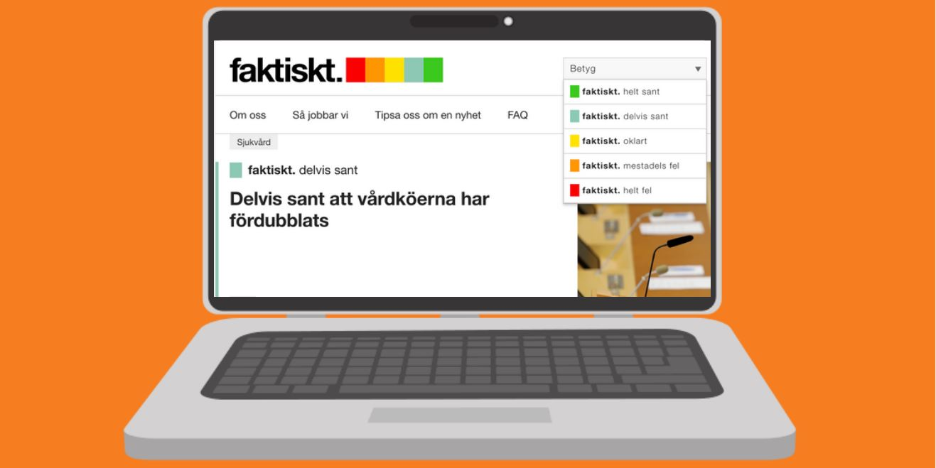 Swedish publishers launch new fact-check initiative