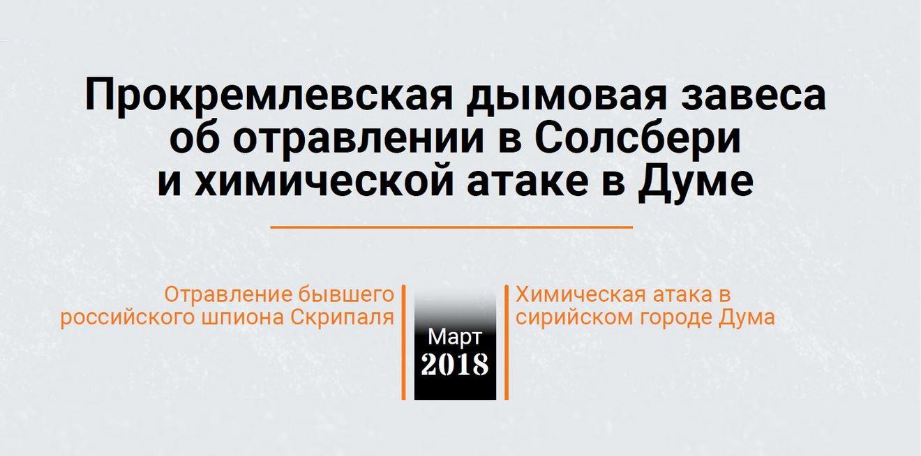 Хронология событий: как Россия выстроила две масштабные дезинформационные кампании