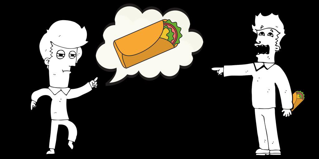 The Burrito Theft Theory