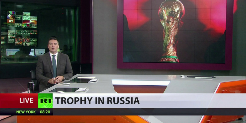 World Cup Awareness: Five Things Worth Knowing About Propaganda in Russia