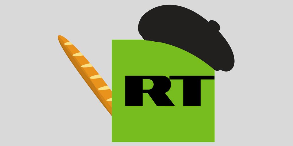 Во Франции RT никто не любит