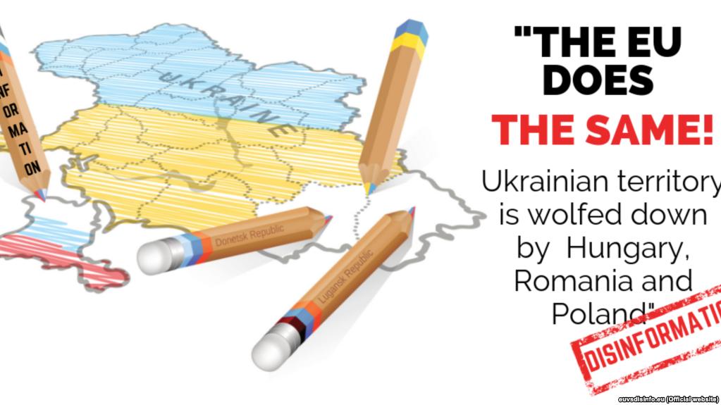 RFE/RL: Hărțile dezinformării menite să ne distrugă lumea