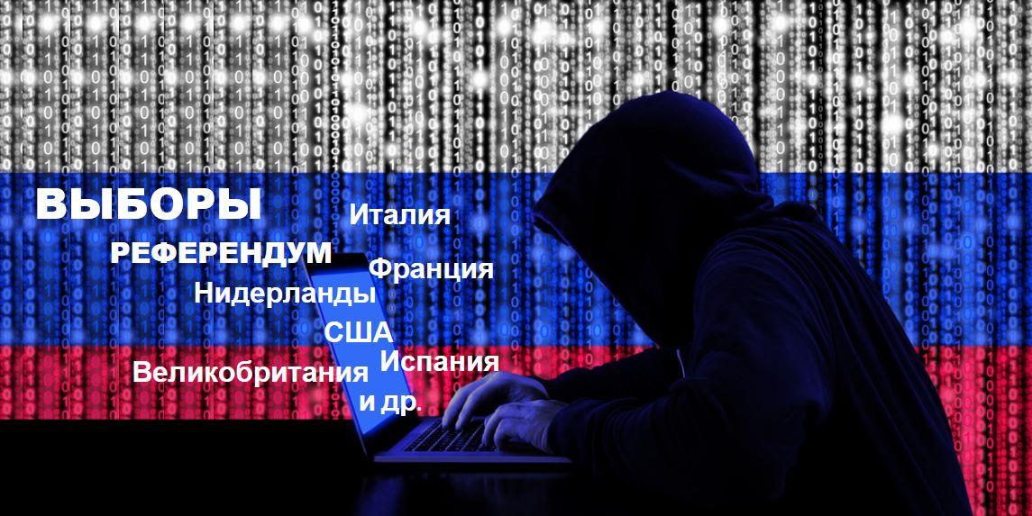Вмешательство России в выборы в США и других странах