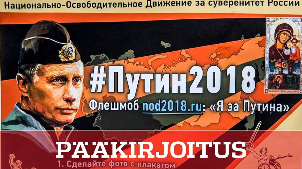 Ilta Sanomat: Pääkirjoitus: Roposilla ei voi käydä Venäjän valheita vastaan