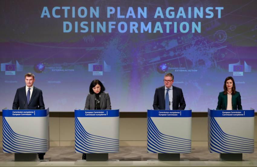 Euractiv: Plan de la UE contra la desinformación en las elecciones