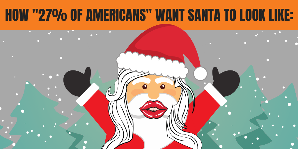 From Unstoppable Immigrant Flood to Female Santa Claus