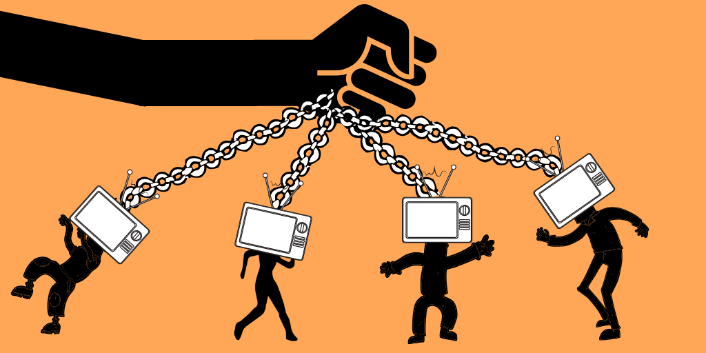 Пропаганда и бесправие