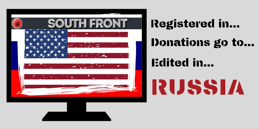South Front – Russia Hiding Being Russian