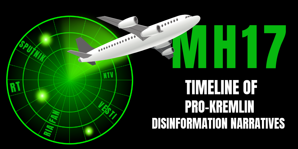 Tracing Five Years of Pro-Kremlin Disinformation about MH17