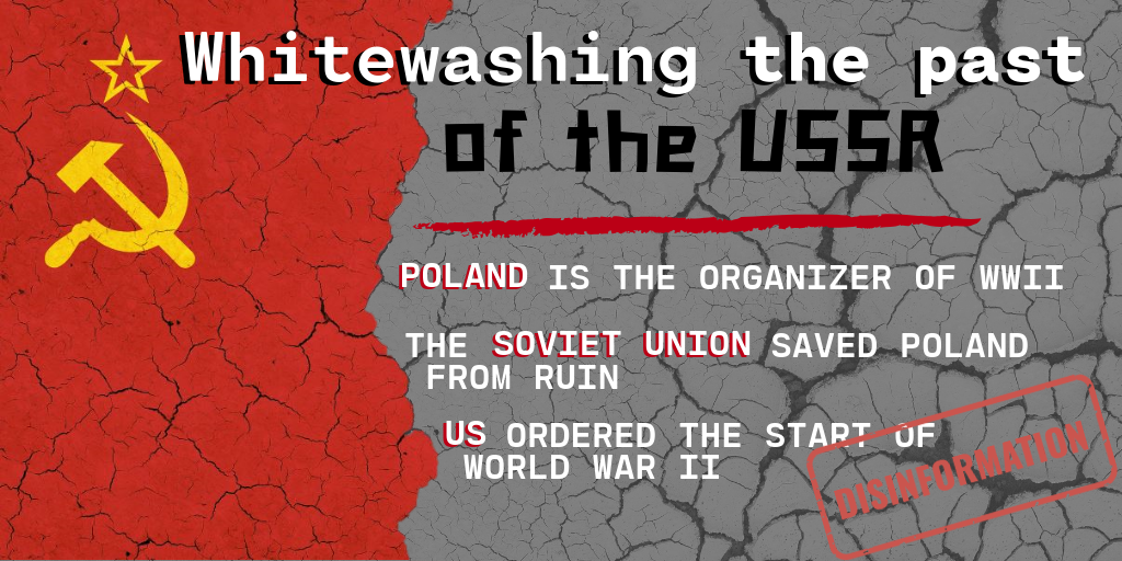 "Breaking ""News"": The Kremlin Discovered that Poland Started WWII and the Baltics Are Not Free"