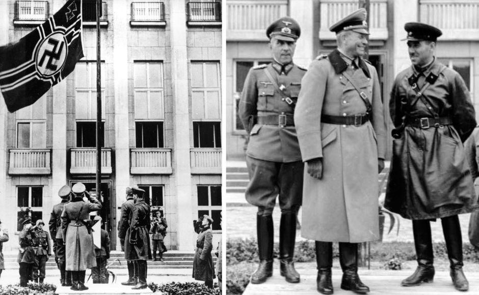 TV 2: Disse bildene fra 1939 er tabubelagte i Russland