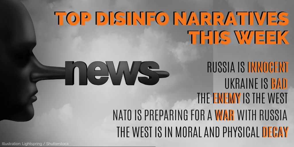 Disinformation Review: The World through the Eyes of the Kremlin