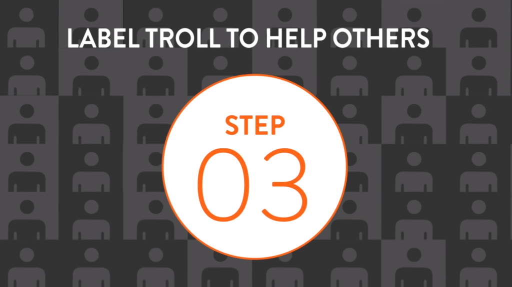 HOW TO DEAL WITH PRO-KREMLIN TROLLS IN 4 STEPS. STEP 3.