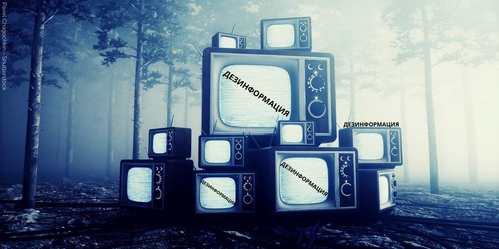 Обзор дезинформации: Чего вы боитесь?