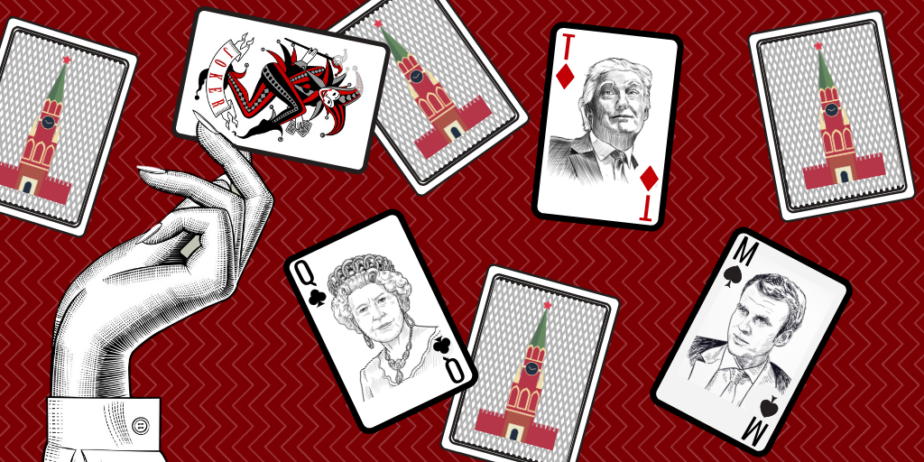 Disinformation Review: In the Cards This Week