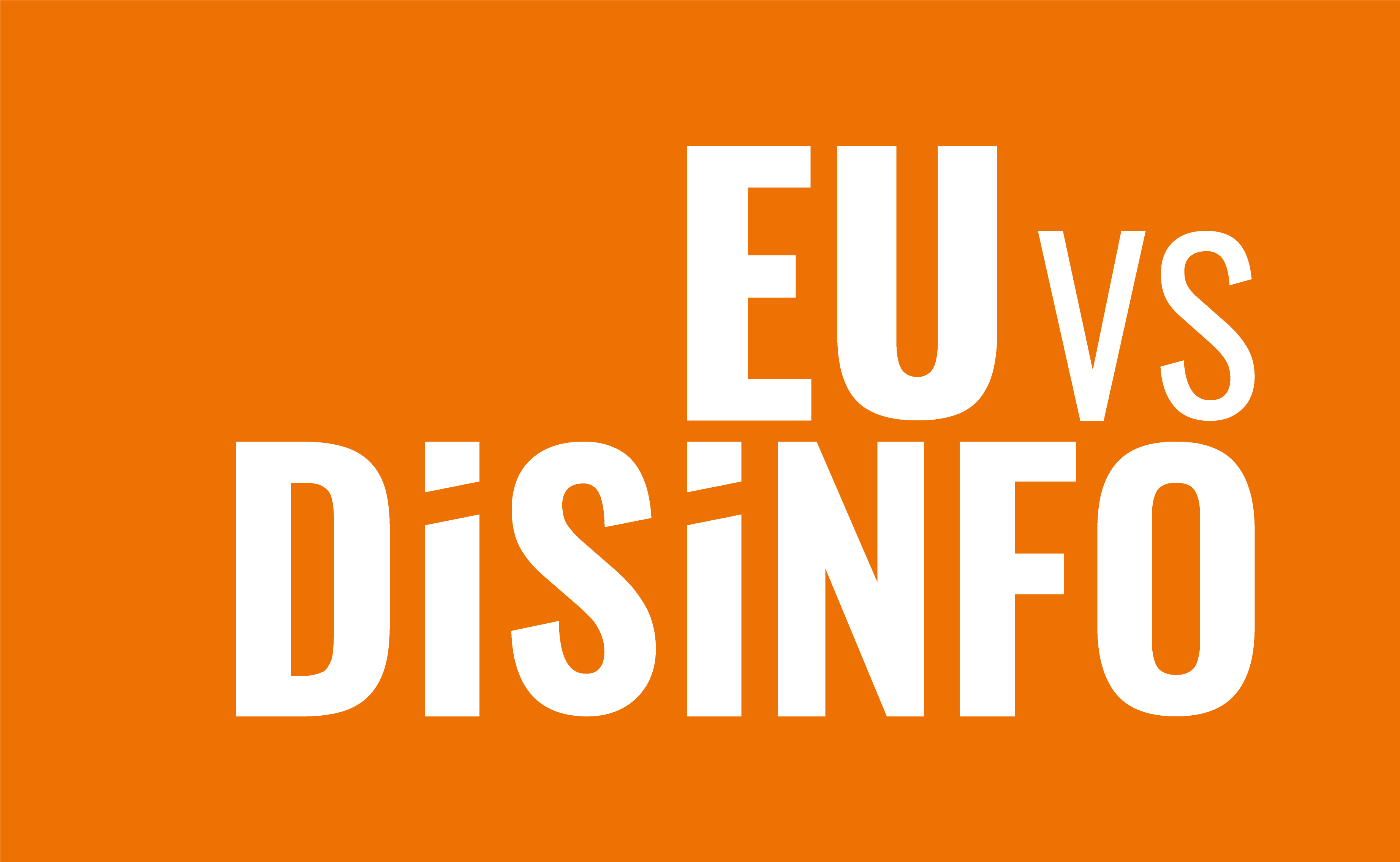 EU vs DISINFORMATION - home
