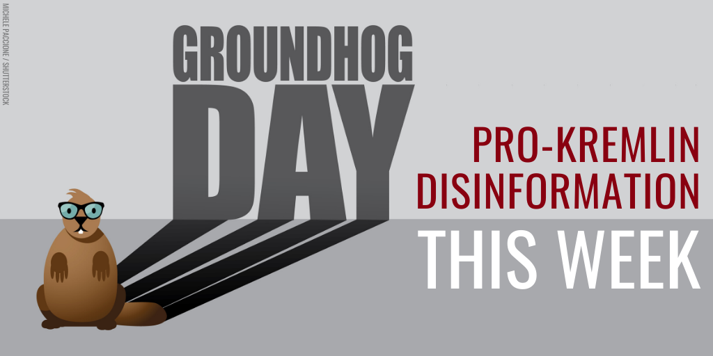 Disinformation Groundhog Day