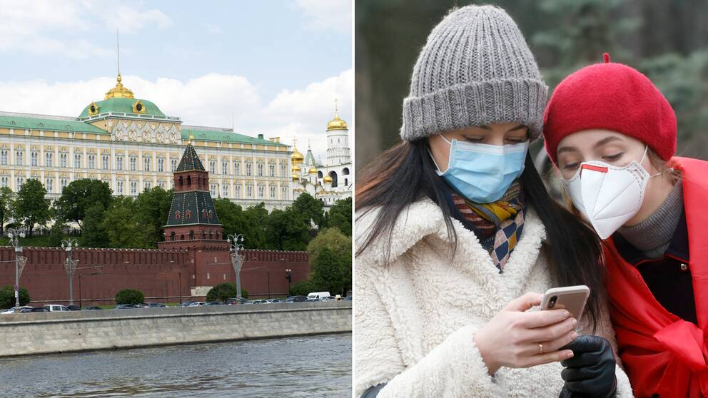 SVT: EU: Ryssland utnyttjar corona för att skapa oro i väst
