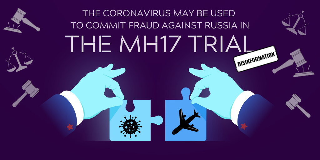 Disinformation Mash-Up: MH17 and Coronavirus