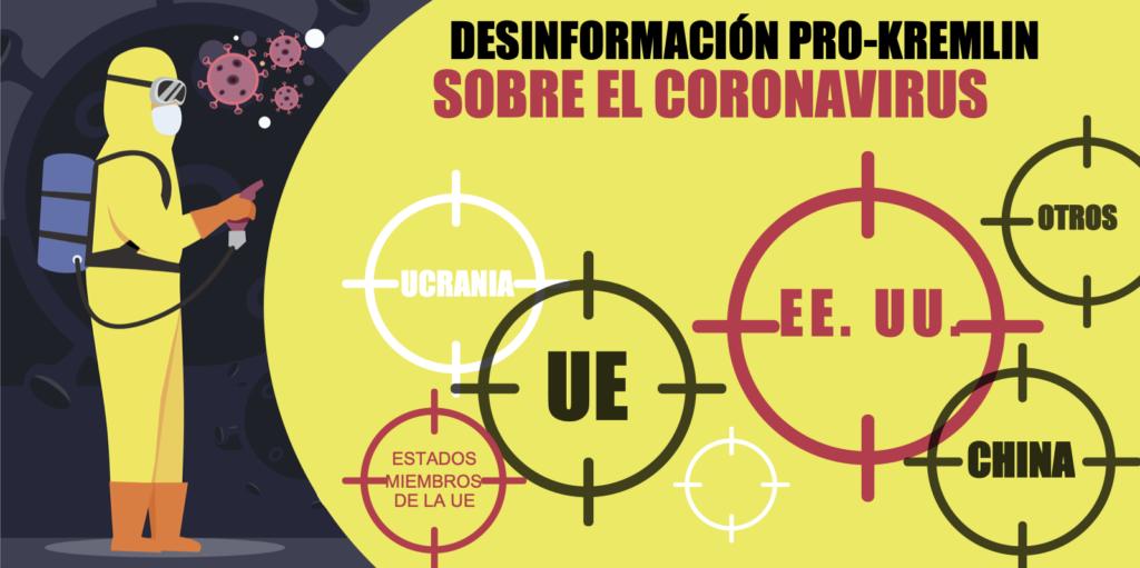 LANZAR ANZUELOS CON DESINFORMACIÓN SOBRE EL CORONAVIRUS A VER QUIÉN PICA