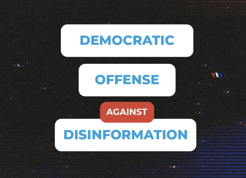 CEPA: Democratic Offence against Disinformation