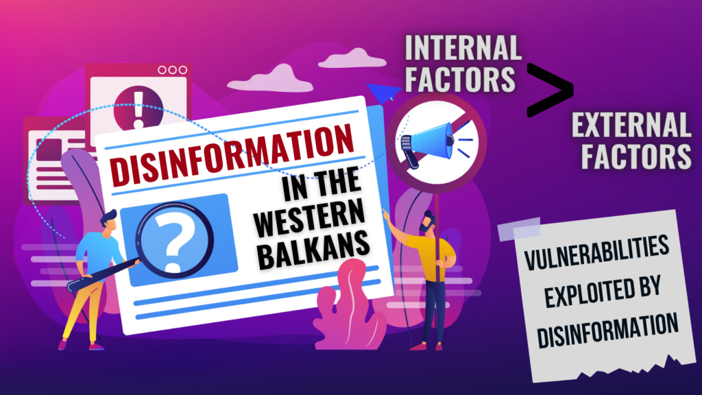New Study Maps Root Causes of Disinformation in the Western Balkans and Ways to Address Them