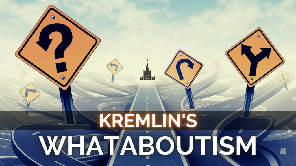 National Whataboutism as a State Ideology