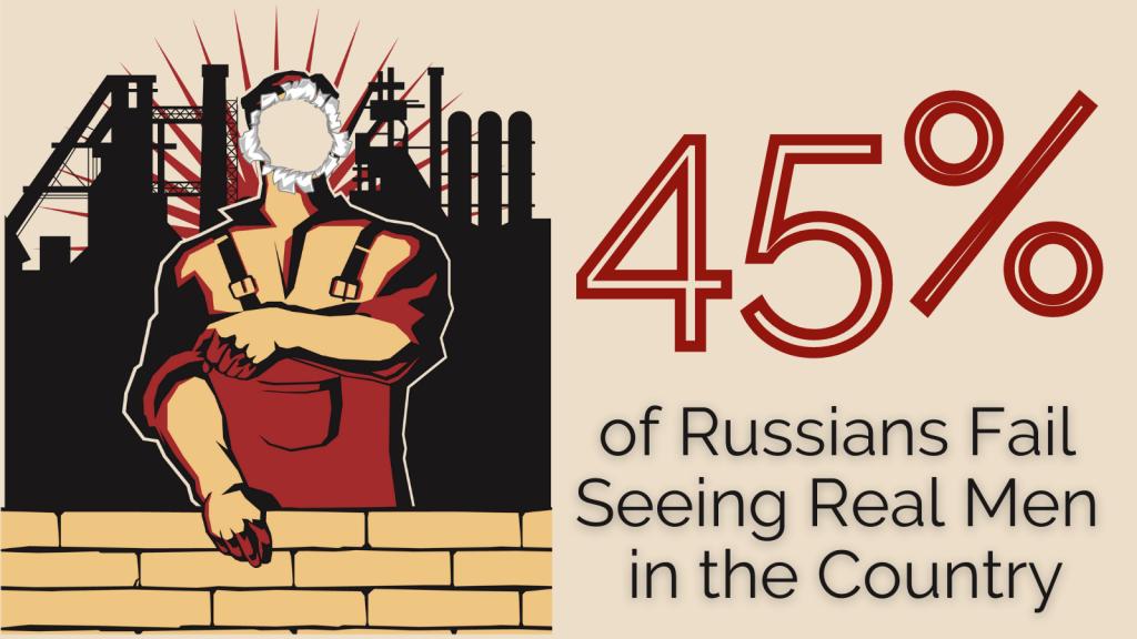 Acute Shortage of Real Russian Men