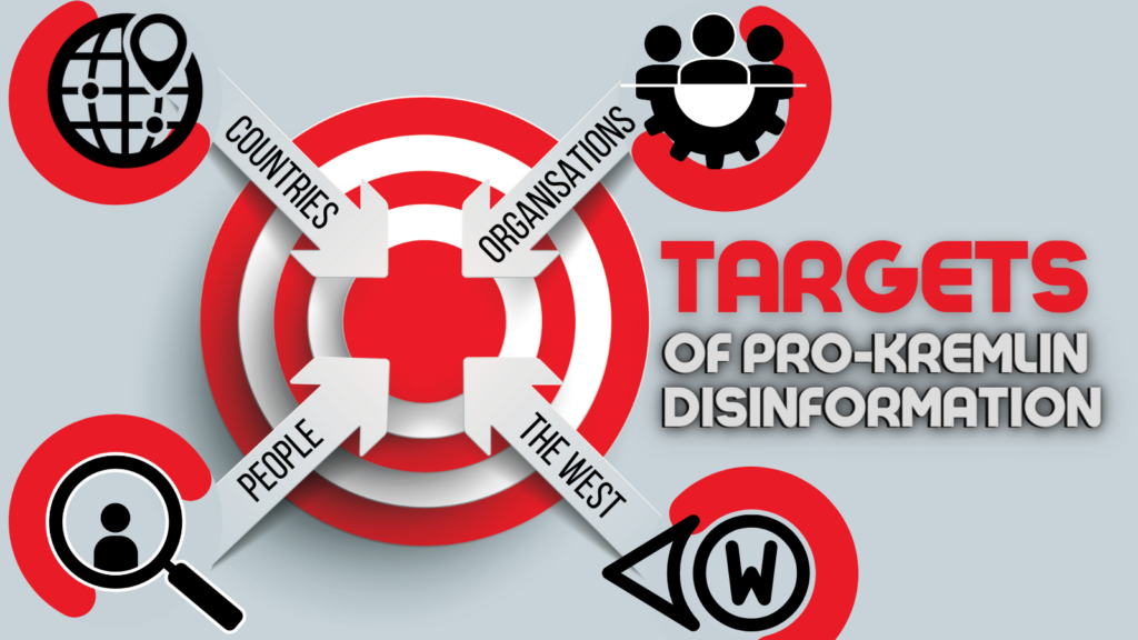 How to (Not) Become a Target of Disinformation