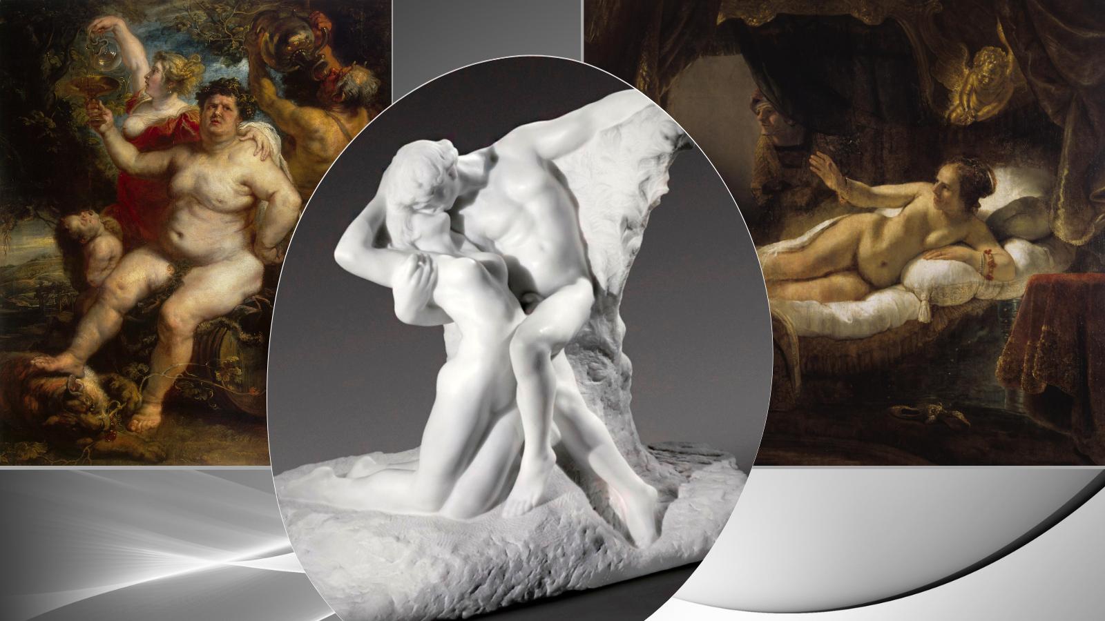 Рубенс, Роден, Рембрандт — искусство из категории «ХХХ»?