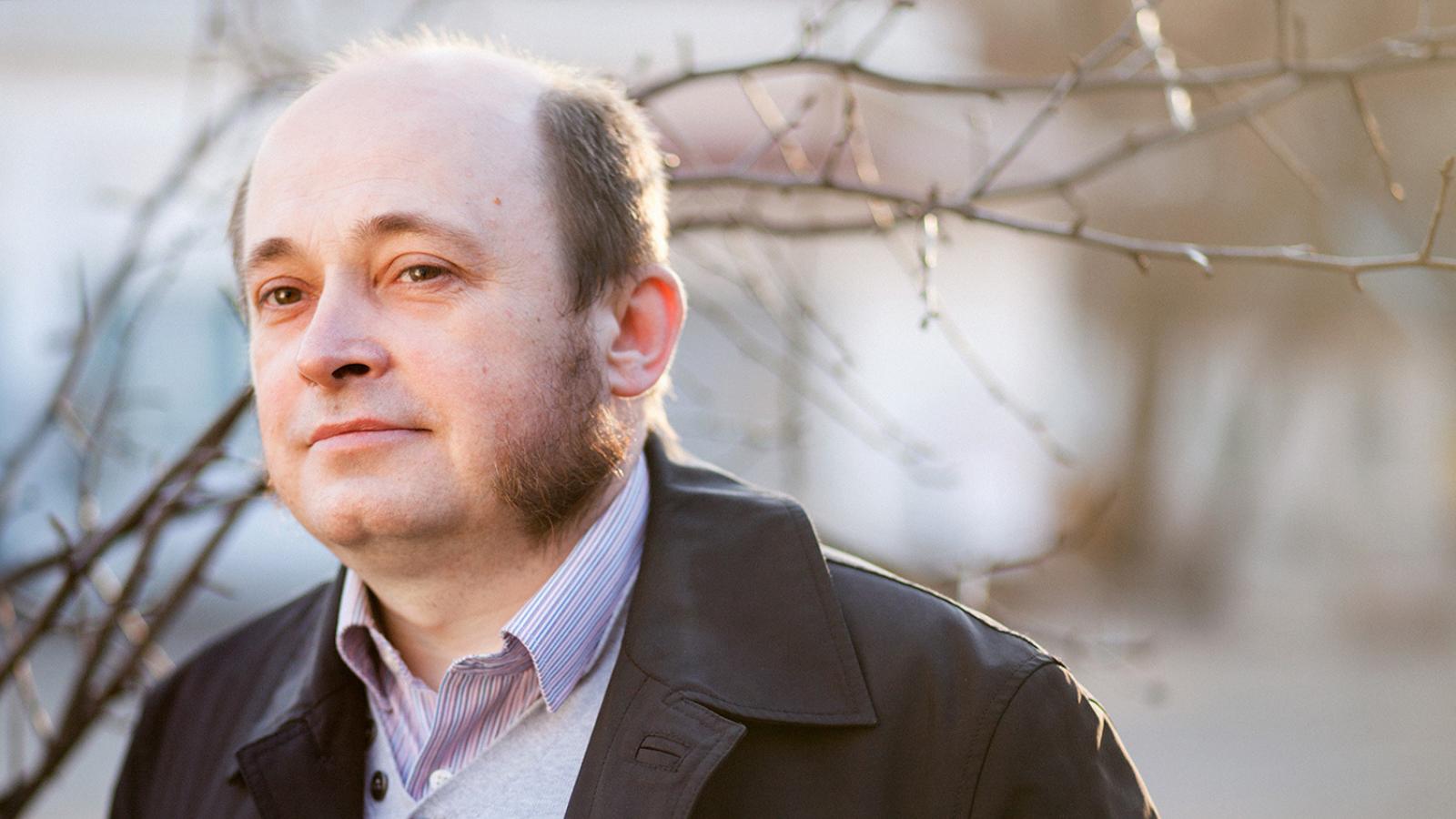 Павел Быковский – журналист и медиаэксперт.
